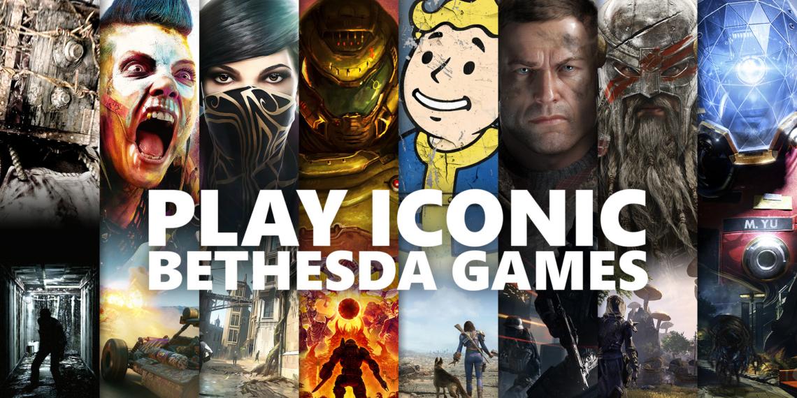 20 Bethesda Oyunu Xbox Game Pass'e Geliyor