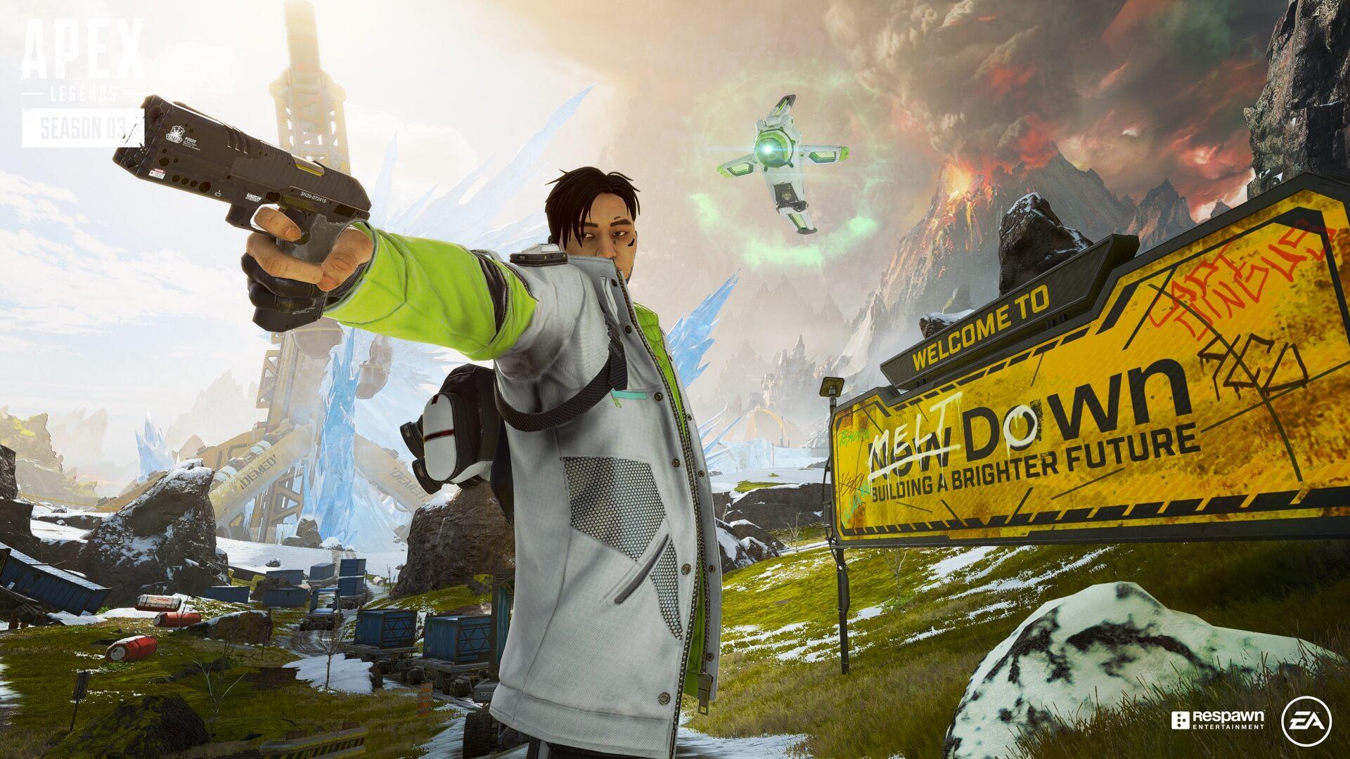 Apex Legends Steam Eşzamanlı Oyuncu Rekoru
