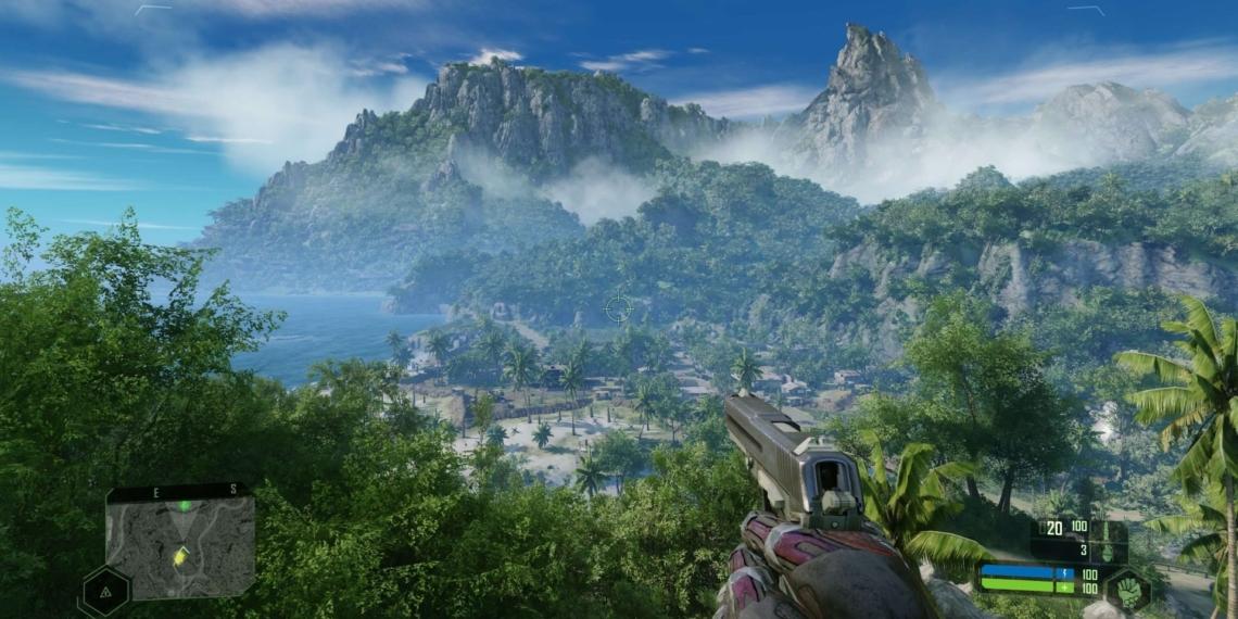 Görsel 1: Konsollara Crysis Remastered 60FPS Güncellemesi - Haber - Pilli Oyun